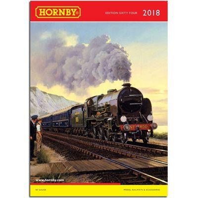 HORNBY R8155 2018 Catalogue