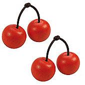 Bigjigs Toys Cherries (Pack of 2)
