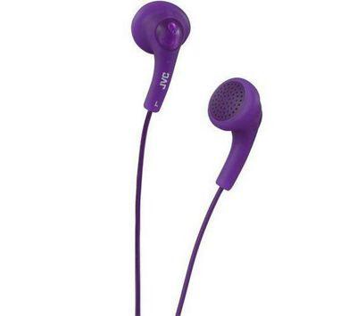 JVC Headphones (HAF150/VIOLET)