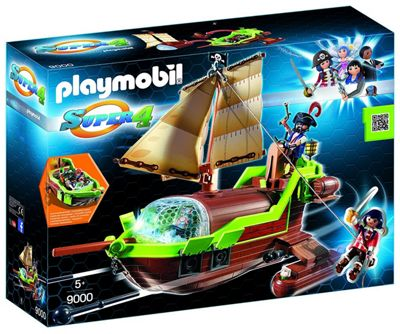 Playmobil 9000 Pirate Chameleon With Ruby
