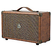 GPO Westwood Bluetooth Speaker Brown