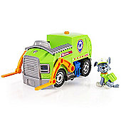 Paw Patrol Lights and Sounds Vehicle with Rocky