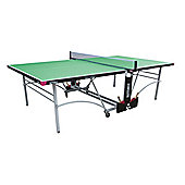 Butterfly Spirit 12 Outdoor Table Tennis Table (Green)