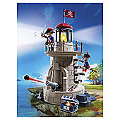 Playmobil 6680 Pirates Soldiers' Lookout with Working Beacon