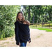 Boba Hoodie Black - Large (16-18)
