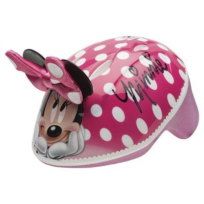 Minnie Mouse 3D  Bow, Kids' Bike Helmet.