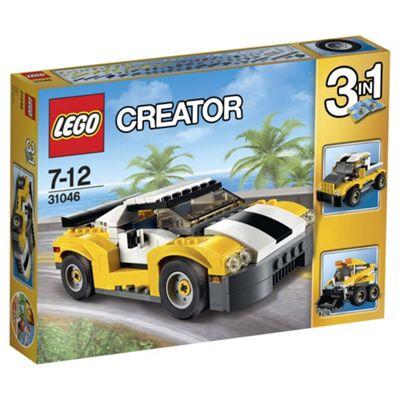 LEGO Creator Fast Car 31046 Car Toy