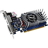 Asus GT730-2GD5-BRK GeForce GT 730 Graphic Card - 902 MHz Core - 2 GB GDDR5 - PCI Express 2.0 - Low-profile