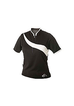 Altura Spirit Short Sleeve Jersey Women's Black - Black