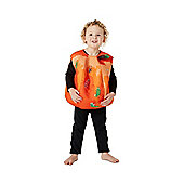 James and the Giant Peach Fancy Dress Costume - Orange