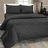 Homescapes  Egyptian Cotton Duvet Cover 1000 TC, - Grey