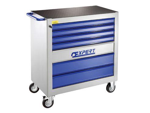 Britool Expert E010105B 7 Drawer XL 3 Modules Roller Cabinet