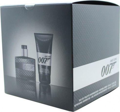 James Bond 007 Gift Set 30ml EDT Spray + 50ml Shower Gel For Men