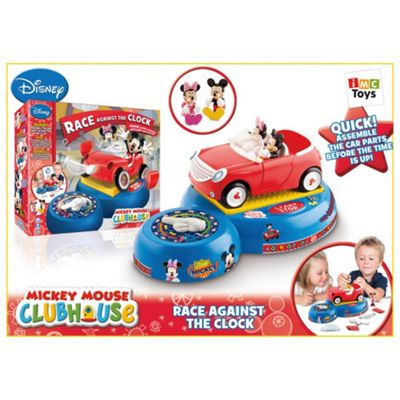 Mickey Mouse Clubhouse Race Against the Clock