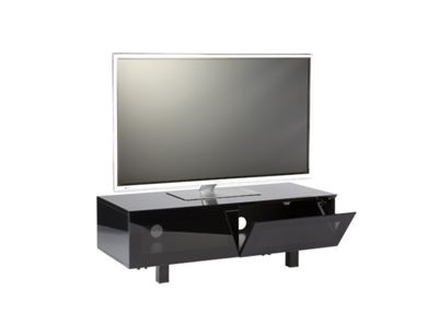 Iconic Gloss Black TV Cabinet For Up To 50 inch TVs