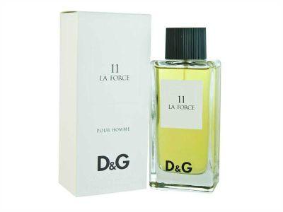 D&G 11 La Force EDT 100ML Spray