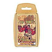 Top Trumps Transformers Celebrating 30 Years