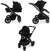 Ickle Bubba Stomp v2 3 in 1 - Black (Black Chassis)