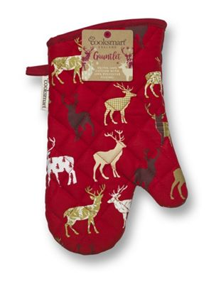 Cooksmart Highland Christmas Stag Gauntlet
