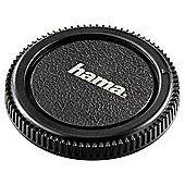 Hama lens cap for cameras and camcorders - Black