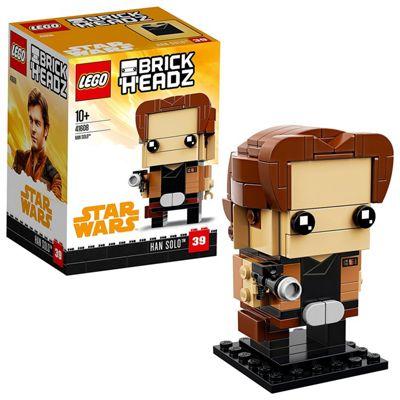 LEGO BrickHeadz 2018 12 41608