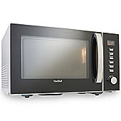 VonShef 23L Large Digital Microwave 900W