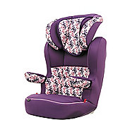 OBaby Group 2-3 High Back Booster Car Seat (Little Cutie)
