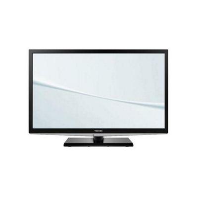 Toshiba EL933 (32 inch) LED Television HD Ready 350cd/m2 1366 x 768 20ms (Black)