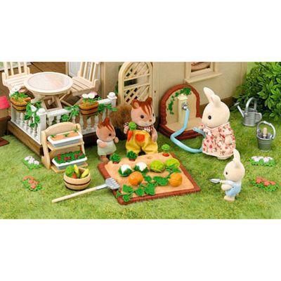 Vegetable Garden Set - Sylvanian Families Figures 5026