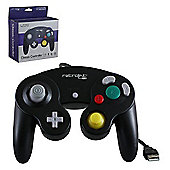GameCube Style USB Wired Controller - Black - PC