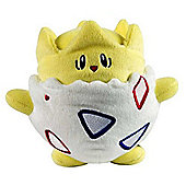 "Pokemon T19316 8"" Togepi Plush Doll Stuffed Animal Toy"