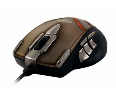World of Warcraft - Cataclysm Gaming Mouse