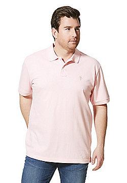 Jacamo Polo Shirt - Pink