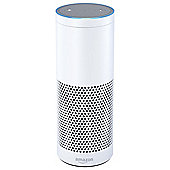 Amazon Echo Bluetooth Speaker with Alexa Assistant - White
