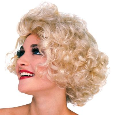 Rubies - 50's Hollywood Starlet Wig - Blonde