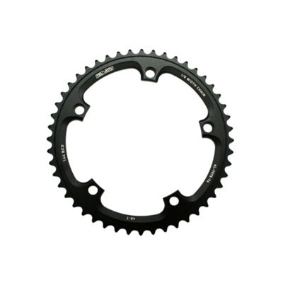 SRAM Chainring Track 48t 5 Bolt 144mm BCD (Omnium) Alum 5mm Black