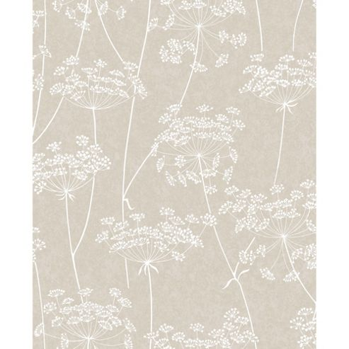 Superfresco Easy Paste The Wall Aura Taupe Wallpaper