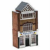 Hornby 00 Gauge Low Relief Building Highland Mills