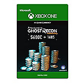 Tom Clancy's Ghost Recon Wildlands Currency pack 7285 GR credits DIGITAL CARDS (Digital Download Codes)