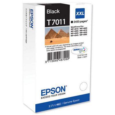 Ink Cartridge Xxl Black 3.4K