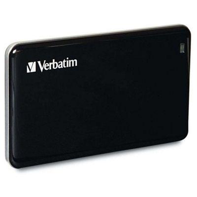 Verbatim 47622 (128GB) External USB 3.0 Solid State Drive (Black)