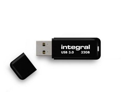 Integral 32GB Noir USB 3.0 Flash Drive