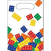 Block Party Loot Bags - Pack Of 8