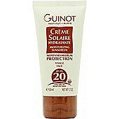 Guinot Crème Solaire Hydratante Moisturizing Face Sunscreen SPF20 50ml