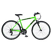 "Viking Manhattan Cross Bar 22"" Frame 700c Urban Trekking Hybrid Bike"