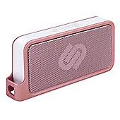 Urbanista Melbourne Bluetooth Pocket Music Speaker│IPX4 Resist│Rose Gold - Pink