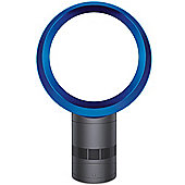Dyson AM06 Bladeless Desktop Fan - Iron & Blue