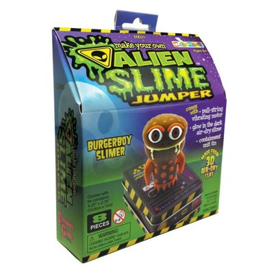 University Games Make Your Own Alien Slime Jumper Burgerboy Slimer