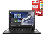"Lenovo Ideapad 110 15.6"" Laptop AMD A6-7310 4GB 1TB With BullGuard Internet Security"