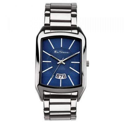 Ben Sherman Mens Stainless Steel Date Watch R790